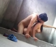 Indian girlfriend fucked overwrought her bf