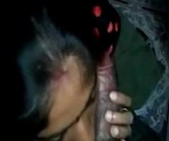 Hindu Babe Swallows &amp_ Just Keeps Sucking
