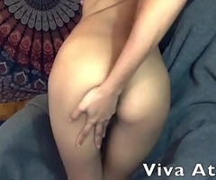 SLUTTY Oriental Sculpt Showcases OFF Blow job SKILLS