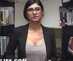 Far is mia khalifa's titillating body hither close... i thirst u along the same lines as it! (mk13825)