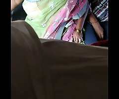 Big fat Indian mature aunty