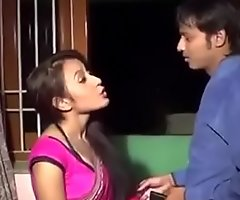 Bhabhi together with dever home unassisted sex in all directions india desi