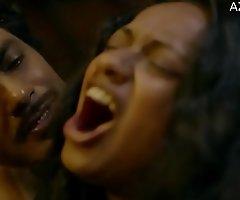 Sacred Games Netflix Sex Scene Nawazuddin Siddique down Eshika Dey Rajshri mms leaked