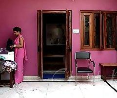 Indian Bhabhi Having Wild Sex With Bra Travelling salesman